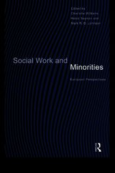 Social Work and Minorities by R.D. Johnson Mark