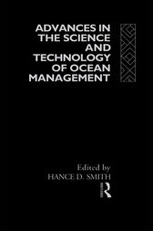 Advances in the Science and Technology of Ocean Management by Hance Smith