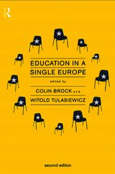 Education in a Single Europe by Dr Colin Brock