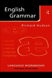 English Grammar by Richard Hudson