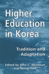 Higher Education in Korea by Namgi Park