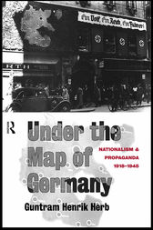 Under the Map of Germany by Guntram Henrik Herb