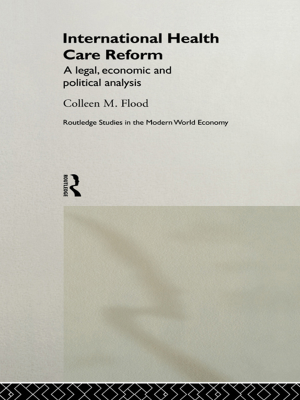 Download Ebook International Health Care Reform by Colleen Flood Pdf