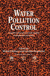 Water Pollution Control by Richard Helmer