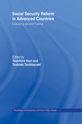 Social Security Reform in Advanced Countries by Toshihiro Ihori