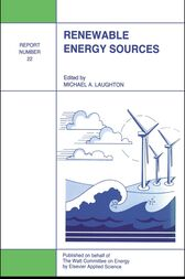 Renewable Energy Sources by M.A. Laughton