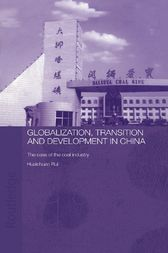 Globalisation, Transition and Development in China by Rui Huaichuan