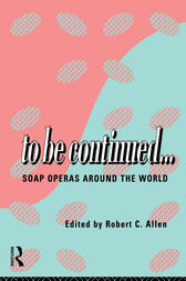 To Be Continued... by Robert C. Allen