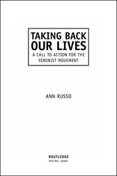 Taking Back Our Lives by Ann Russo