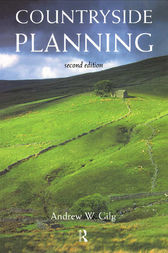 Countryside Planning by Andrew Gilg