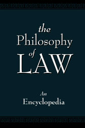 The Philosophy of Law by Mark Tebbit
