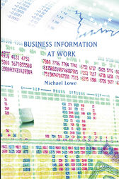 Business Information at Work by Michael Lowe
