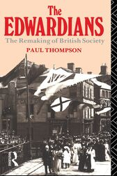 The Edwardians by Mr Paul R Thompson