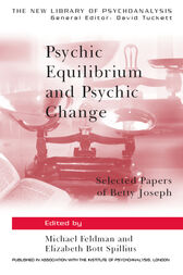Psychic Equilibrium and Psychic Change by Michael Feldman