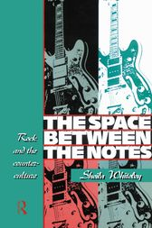 The Space Between the Notes by Sheila Whiteley