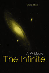 The Infinite by A. W. Moore