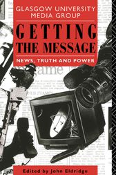 Getting the Message by John Eldridge