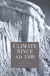 Climate since AD 1500 by Bradley
