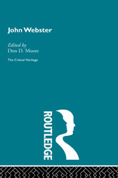 John Webster by Don D. Moore