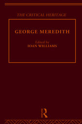 George Meredith by Ioan Williams