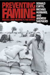 Preventing Famine by Donald Curtis
