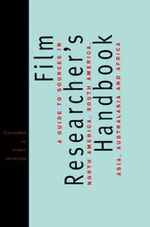 The Film Researcher's Handbook by Jenny Morgan
