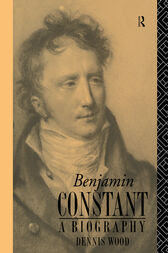 Benjamin Constant by Dennis Wood