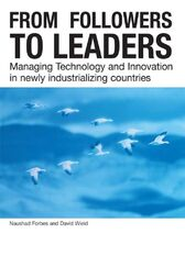 From Followers to Leaders by Naushad Forbes