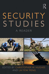 Security Studies by Christopher W. Hughes