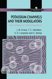 Potassium Channels And Their Modulators by John M Evans