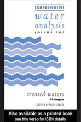 Comprehensive Water Analysis by T R Crompton