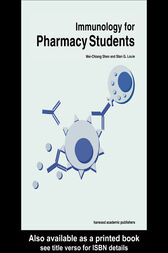 Immunology for Pharmacy Students by Wei-Chiang Shen