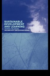 Sustainable Development and Learning: framing the issues by Stephen Gough