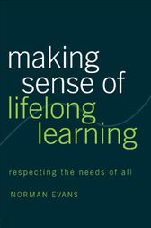 Making Sense of Lifelong Learning by Norman Evans