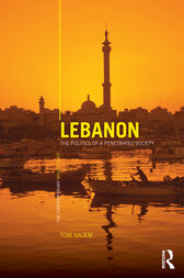 Lebanon by Tom Najem