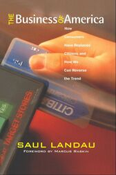 The Business of America by Saul Landau
