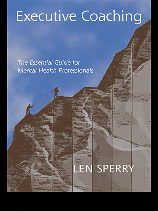 Download Ebook Executive Coaching by Len Sperry Pdf