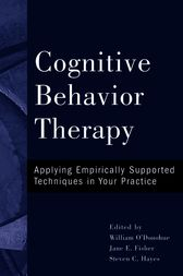 Cognitive Behavior Therapy by William T. O'Donohue