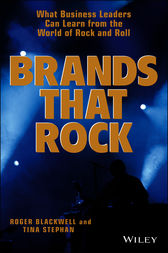 Brands That Rock by Roger Blackwell