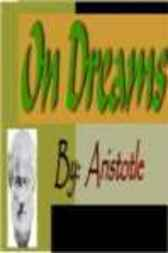 On Dreams - ARISTOTLE by Aristotle