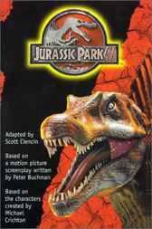 Jurassic Park (TM) III Novelization by Scott Ciencin