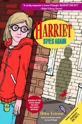 Harriet Spies Again by Louise Fitzhugh