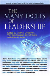 The Many Facets of Leadership by Marshall Goldsmith