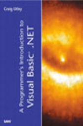 A Programmer's Introduction to Visual Basic.NET by Craig Utley