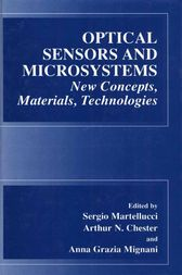 Optical Sensors and Microsystems by S. Martellucci