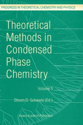 Theoretical Methods in Condensed Phase Chemistry by S.D. Schwartz