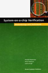 System-on-a-Chip Verification by Prakash Rashinkar