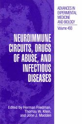Neuroimmune Circuits, Drugs of Abuse, and Infectious Diseases by Herman Friedman