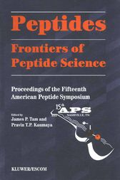 Peptides by James P. Tam