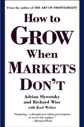 How to Grow When Markets Don't by Adrian Slywotzky
